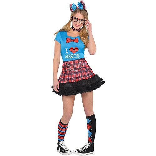 Adult Geek Chic Tutu Image #2