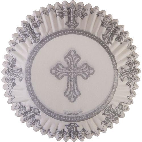 Communion Baking Cups 75ct Image #2