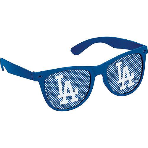 Los Angeles Dodgers Printed Glasses 10ct Image #2