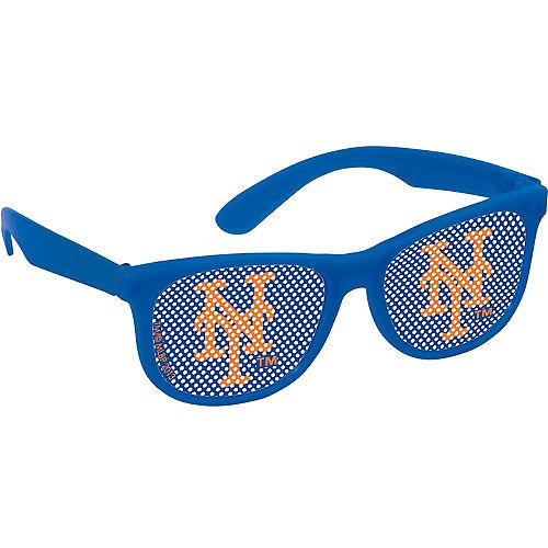 New York Mets Printed Glasses 10ct Image #2
