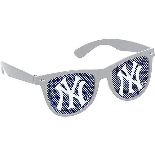 New York Yankees Printed Glasses 10ct Image #3