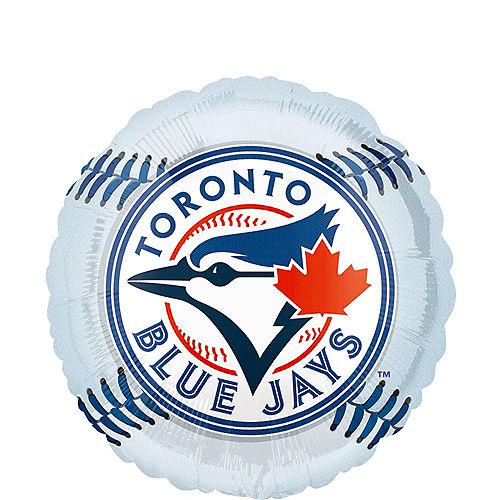 Toronto Blue Jays Baseball Balloon, 17in Image #1