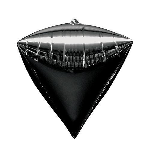 Black Diamondz Balloon Image #1