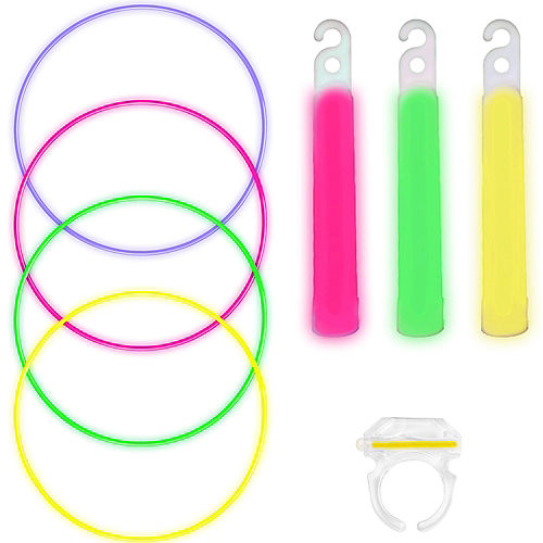 Glow Stick Set 120pc Image #1