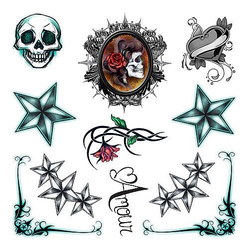 Gothic Tattoos 1 Sheet Image #3