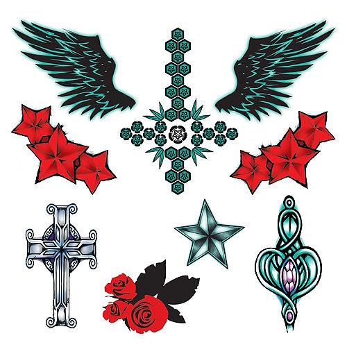 Gothic Tattoos 1 Sheet Image #4