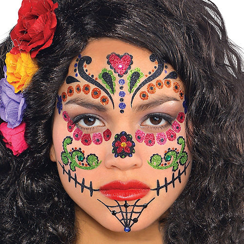 Day of the Dead Body Jewelry Pack Image #2