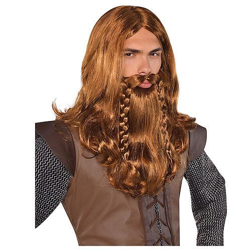Nordic God Wig Image #1