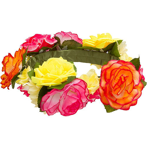 Flower Crown Headband Image #1