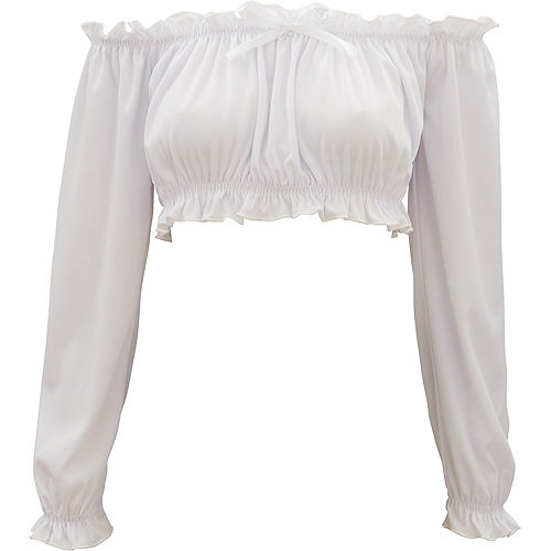 Adult Gypsy Cropped Top Image #2