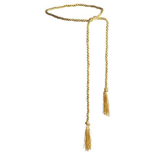 Gold Rope Belt Image #2