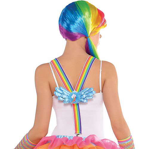 Rainbow Dash Wing Suspenders - My Little Pony Image #2