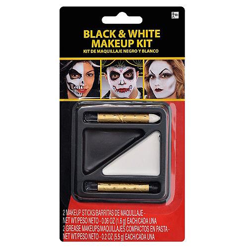 Black & White Makeup Kit Image #1
