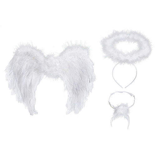 Deluxe Angel Accessory Kit Image #2