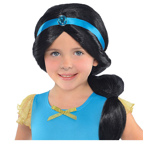 Child Jasmine Wig Image #1