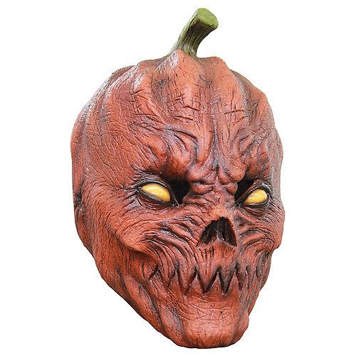 Pumpkin Head Mask Image #1