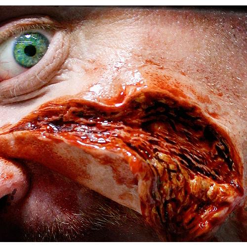 Gouged Flesh Prosthetics- Tinsley Transfers Image #1
