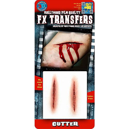 Slash Prosthetics- Tinsley Transfers Image #2