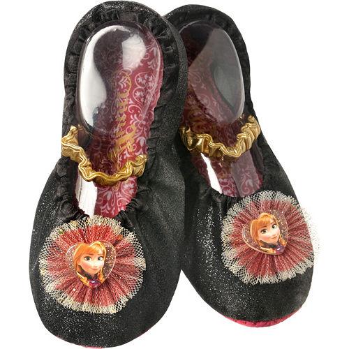 Anna Slipper Shoes - Frozen Image #1
