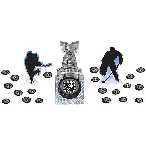 NHL Table Decorating Kit 23pc Image #1