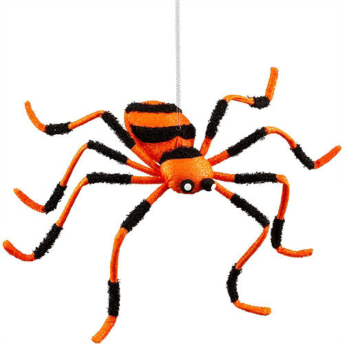 Fuzzy Bouncy Spider Image #1