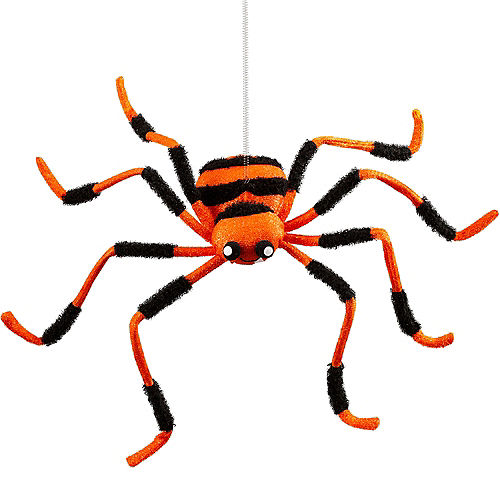 Fuzzy Bouncy Spider Image #2