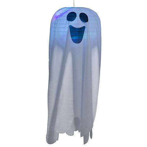 Hanging Light-Up Ghost Image #1