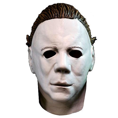 Michael Myers Mask with Hair - Halloween II Image #1