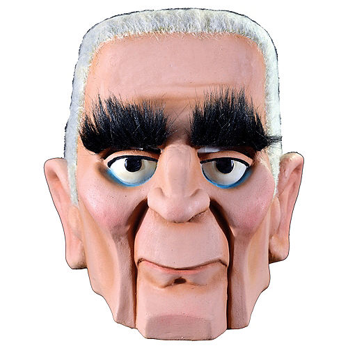 Uncle Boris Mask - Mad Monster Party Image #1