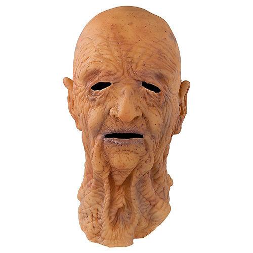Dead on Arrival Old Man Mask Image #1