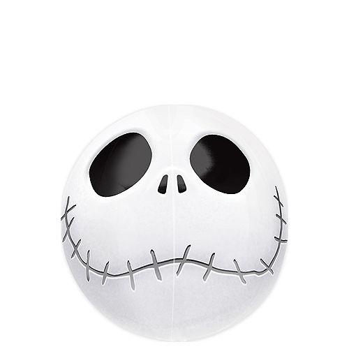 Jack Skellington Balloon - Orbz, 16in Image #1