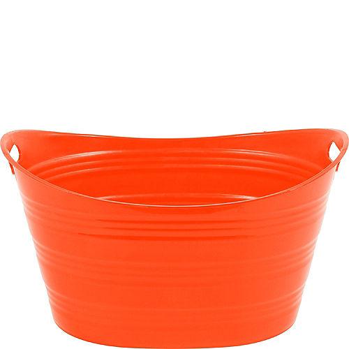 Orange Party Tub Image #1