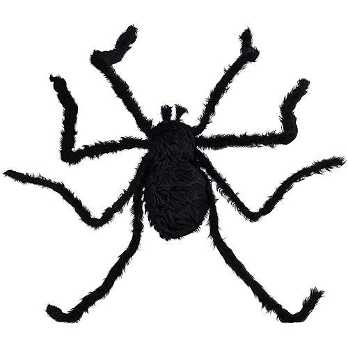 Poseable Furry Spider Image #2