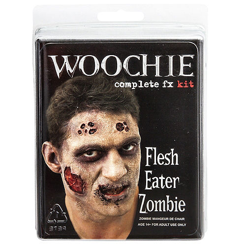 Flesh Eating Zombie Kit Image #2