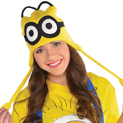 Two-Eyed Minion Peruvian Hat - Despicable Me Image #3