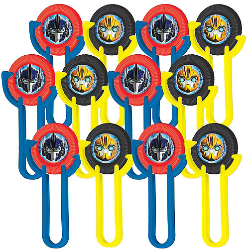 Transformers Disc Shooters 12ct Image #1
