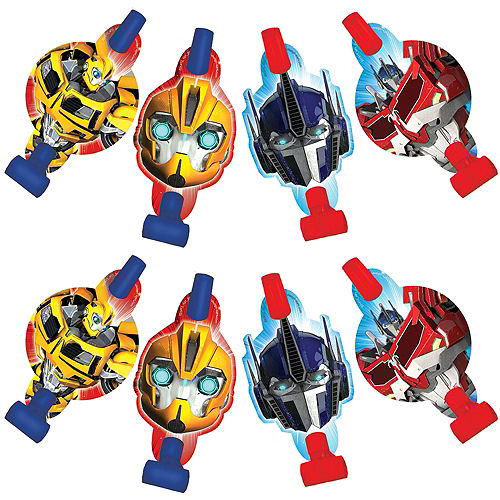 Transformers Blowouts 8ct Image #1