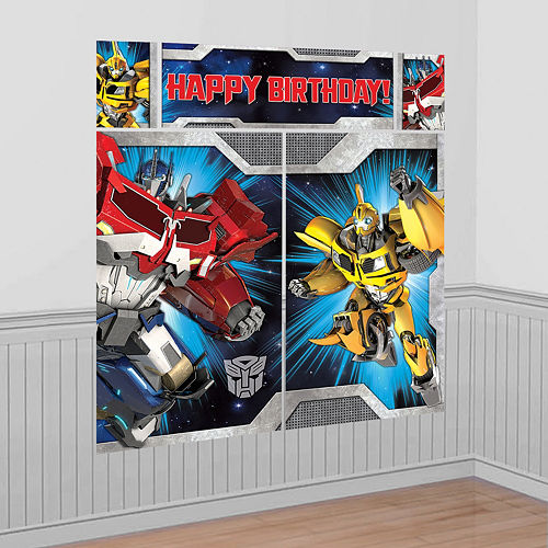 Transformers Scene Setter Image #1