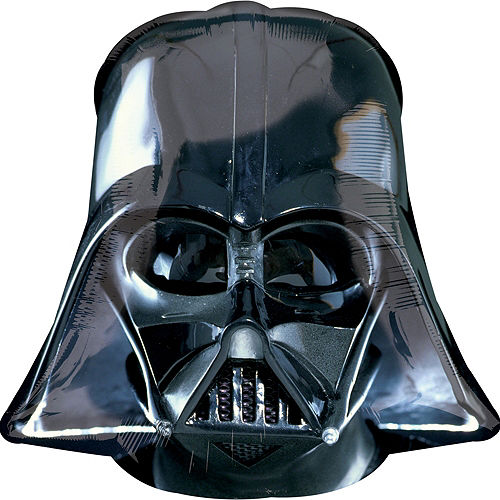 Star Wars Darth Vader Balloon, 25in Image #1