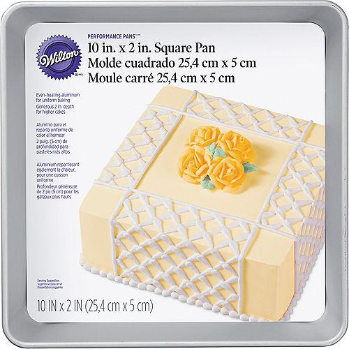 Wilton Square Cake Pan Image #2