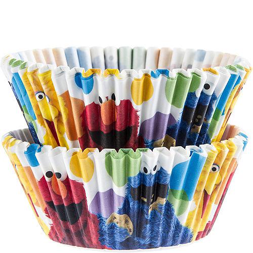 Wilton Sesame Street Baking Cups 50ct Image #1