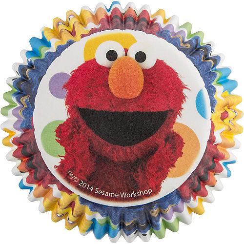 Wilton Sesame Street Baking Cups 50ct Image #2