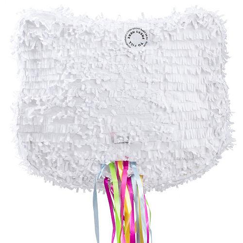 Pull String Hello Kitty Pinata Image #2