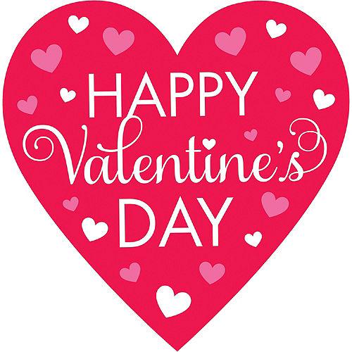 Happy Valentine's Day Cutout Image #1