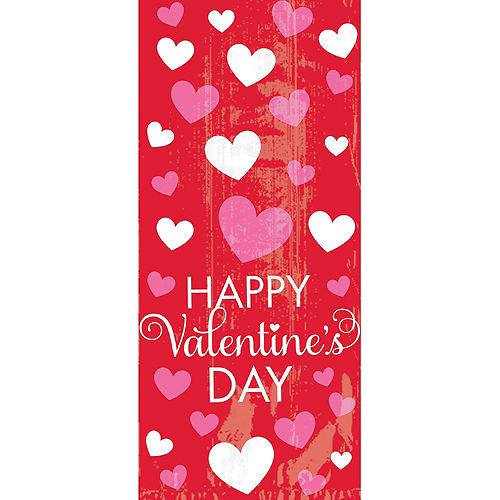 Bright Valentine's Day Treat Bags 20ct Image #1