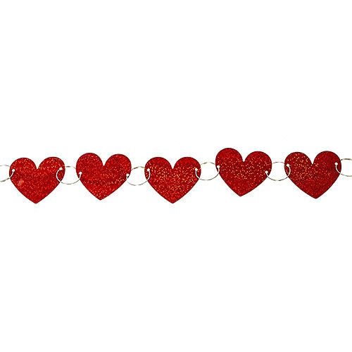 Prismatic Heart Ring Garland Image #1