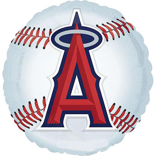 Los Angeles Angels Balloon - Baseball Image #1