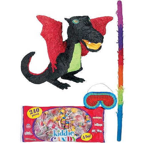 Black Dragon Pinata Kit Image #1
