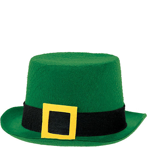 St. Patrick's Day Top Hat Image #1