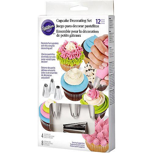 Wilton Cupcake Decorating Set 12pc Image #1
